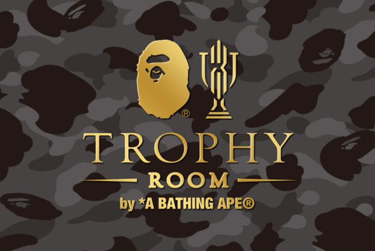 BAPE Trophy Room Collab