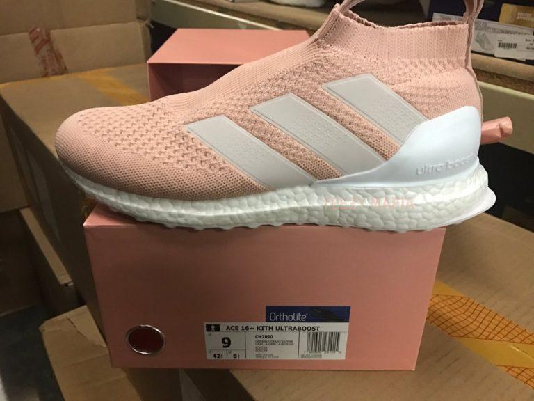 Adidas ACE16+ KITH Ultraboost