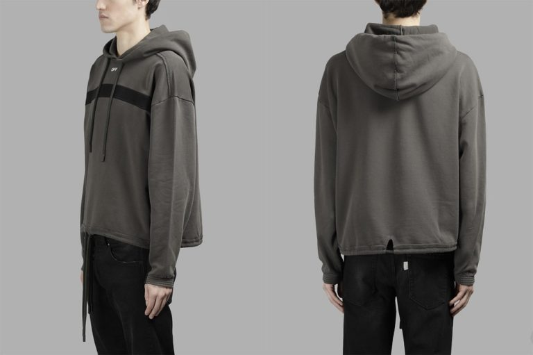 antonioli x off white hoodie