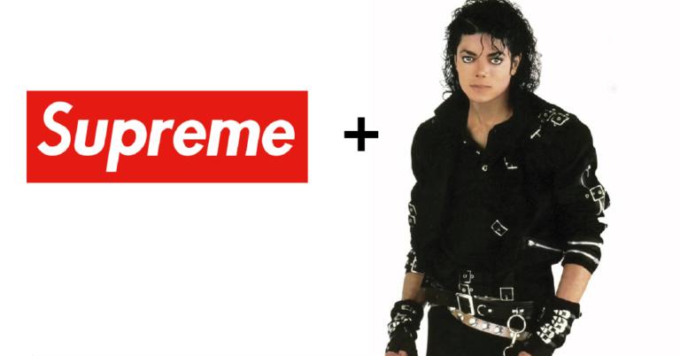 Supreme Michael Jackson