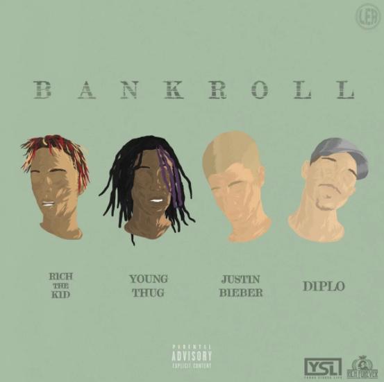 Bankroll - Diplo feat Justin Bieber