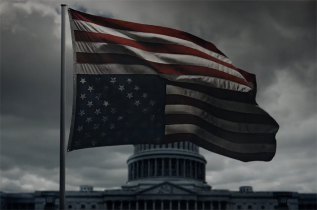 House of Cards trailer för säsong 5