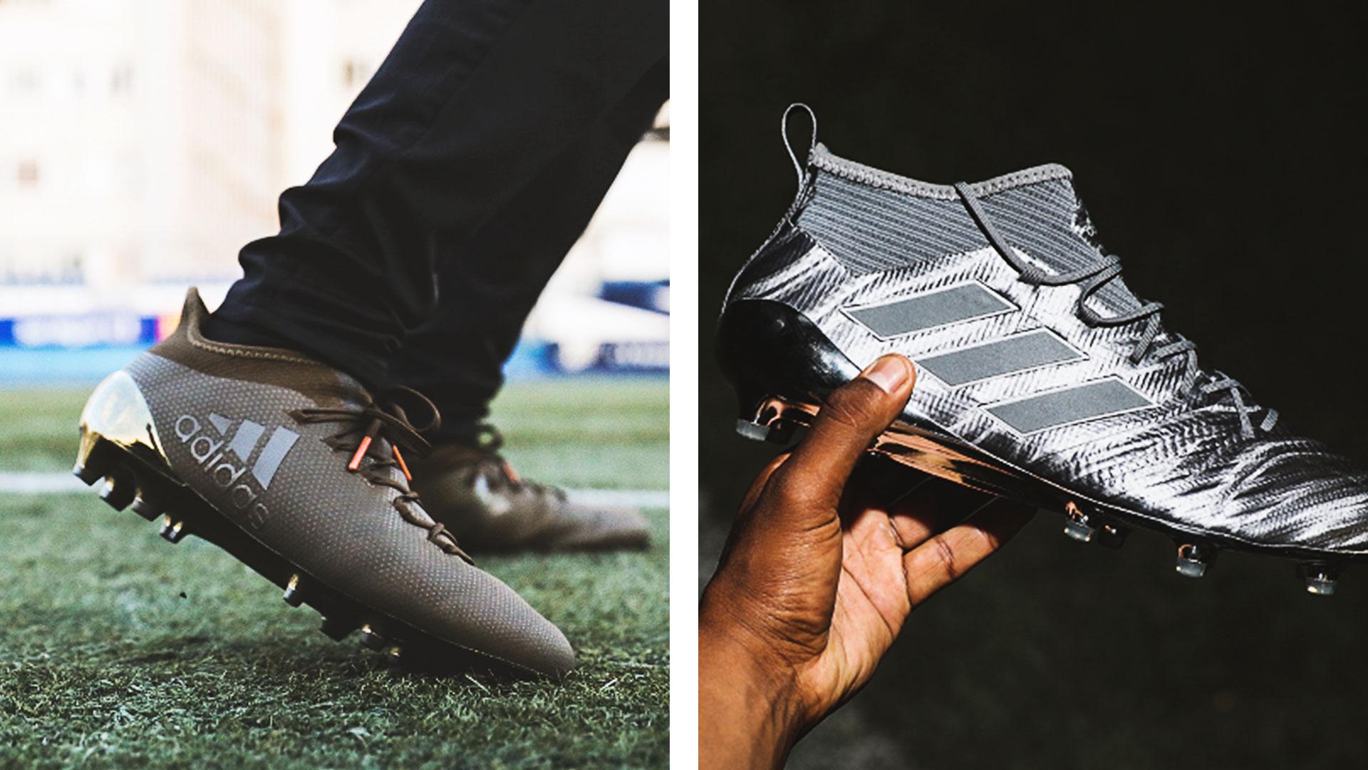 Adidas Fotboll Lanserar Adidas Magnetic Control Och Pure