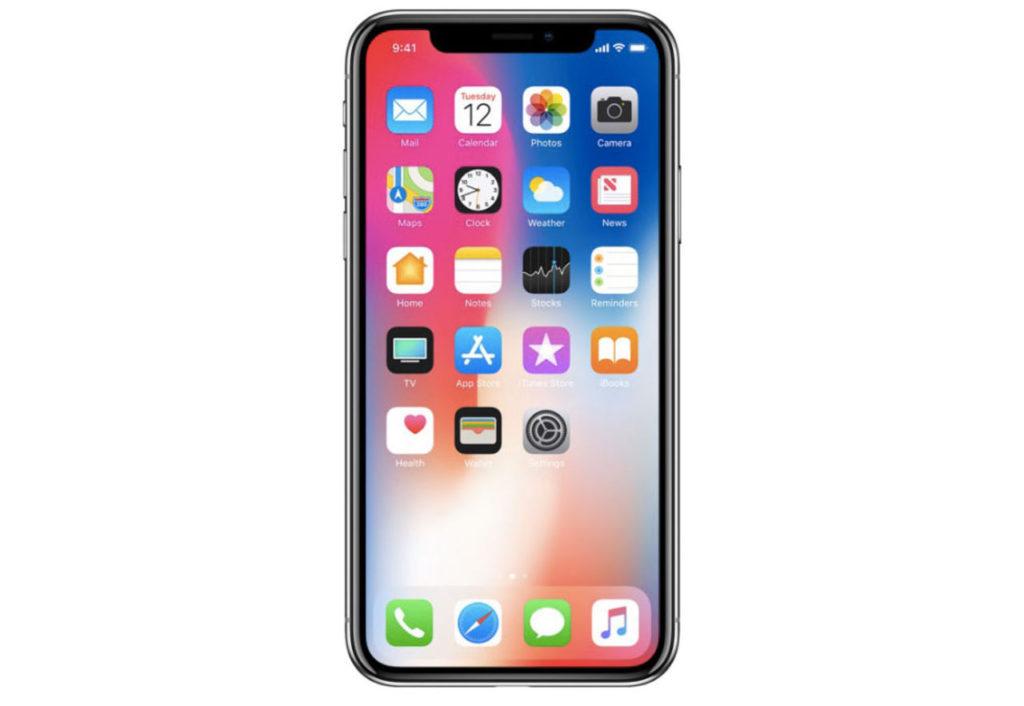 Nya Iphone X