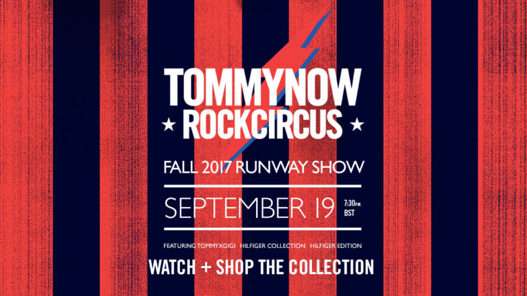 Tommy Hilfiger Live Show