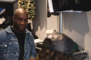 Virgil Abloh dopest plugmeplease streetwear store