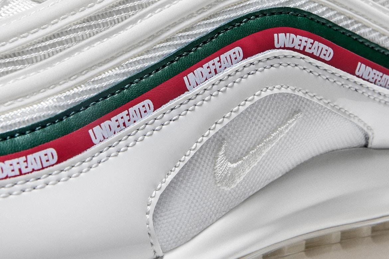 UNDEFEATED x Nike Air Max 97 OG får ett releasedatum   Dopest
