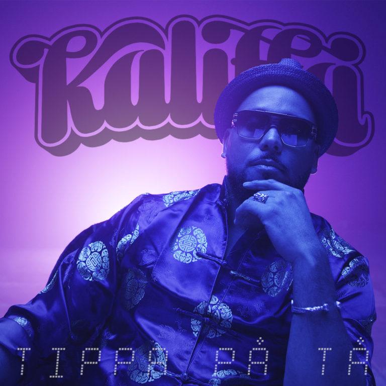 Kaliffa Tippa på Tå Singel Cover Spotify Helt Seriöst