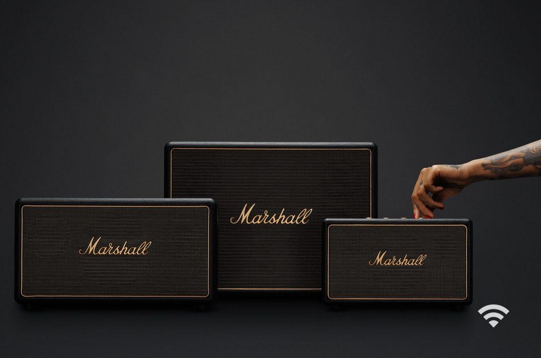 Marshall Headphones Speaker högtalare