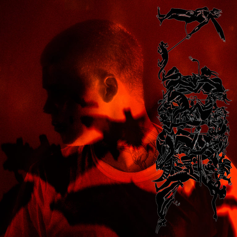 Yung Lean Cover Stranger
