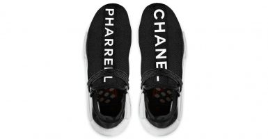 adidas Originals HU Pharrell Chanel