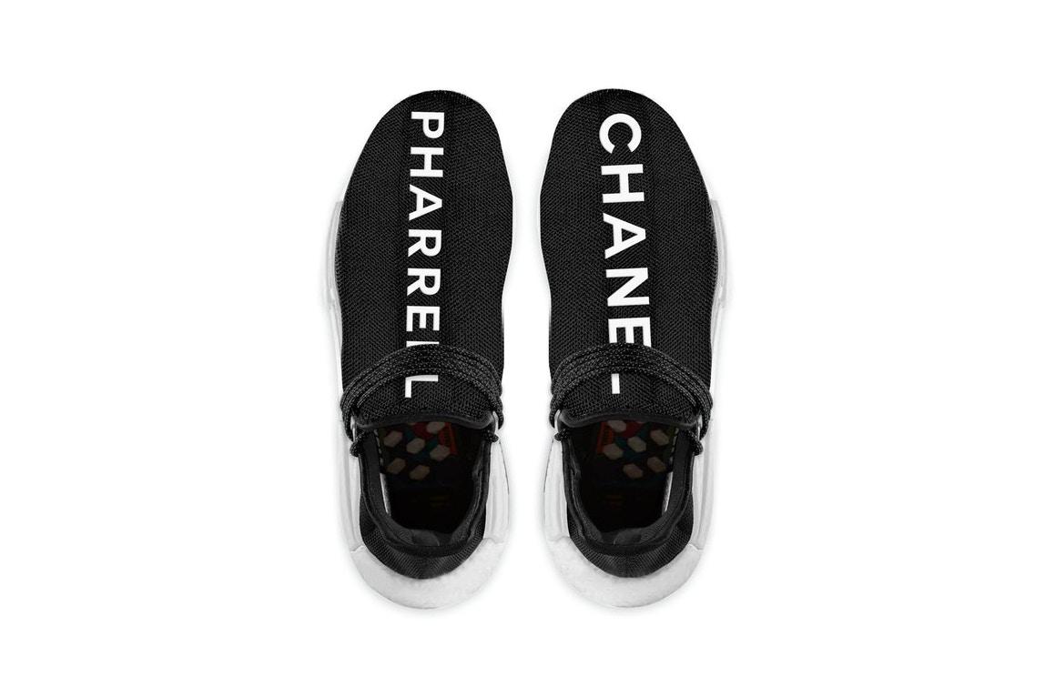 adidas Originals HU Pharrell Chanel