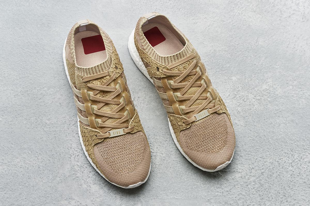 """The Adidas Originals EQT Support Ultra King Push """"Bodega"""