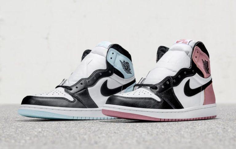 "8ab51bbe1b83 Air Jordan 1 ""Igloo""   ""Rust Pink"" kan bli Art Basel exklusiv"