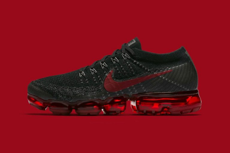 Nike Air VaporMax Flyknit Bred
