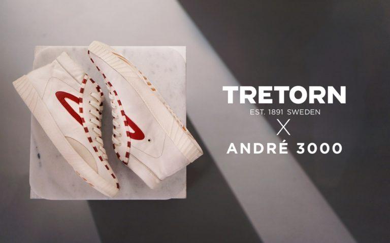 Tretorn x Andre 3000