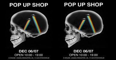 Axwell Ingrosso Pop Up Stockholm