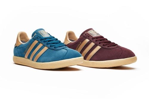 Sneakersnstuff x adidas Originals visar upp Stockholm GORE