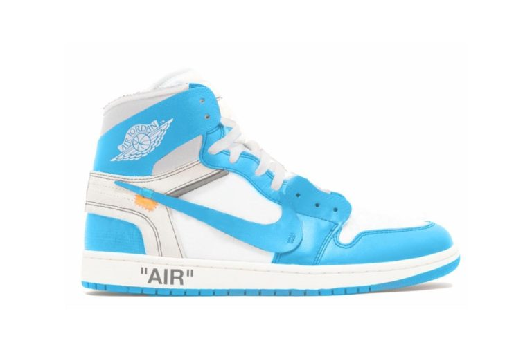 Virgil Abloh Nike Air Jordan 1 UC Off Wite