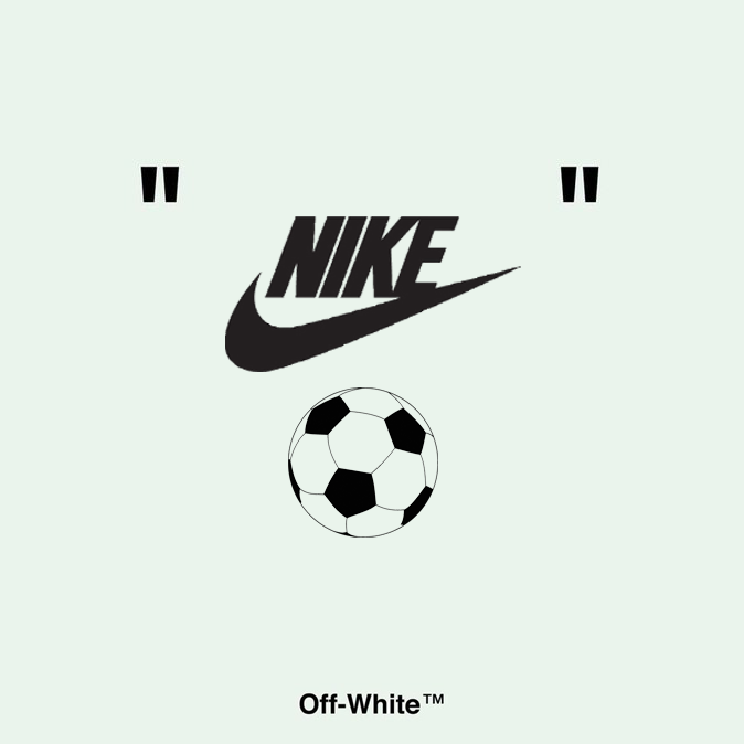 Nike Off-White soccer football collection