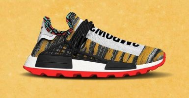 Pharrell Williams x adidas Originals Afro NMD Hu Pack | Dopest