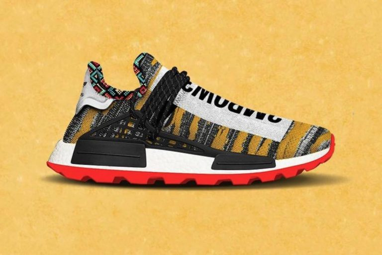 adidas pharrell hu Human Race
