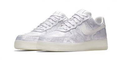 Nike CLOT Air Force 1