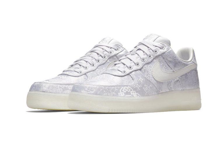 Nike CLOT Air Force 1
