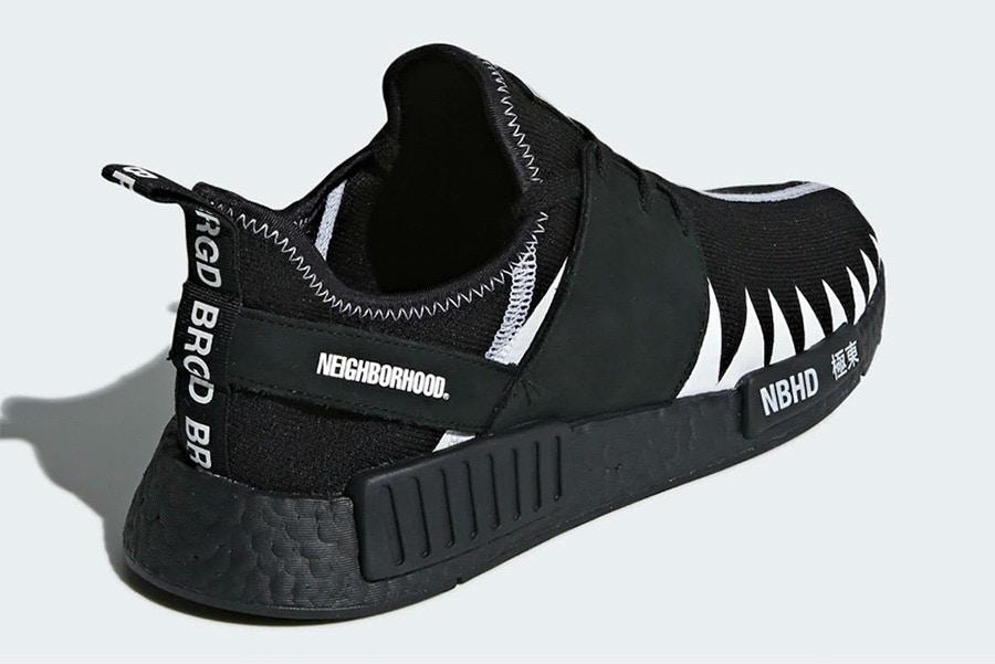NEIGHBORHOOD och adidas Originals NMD R1 har fått ett