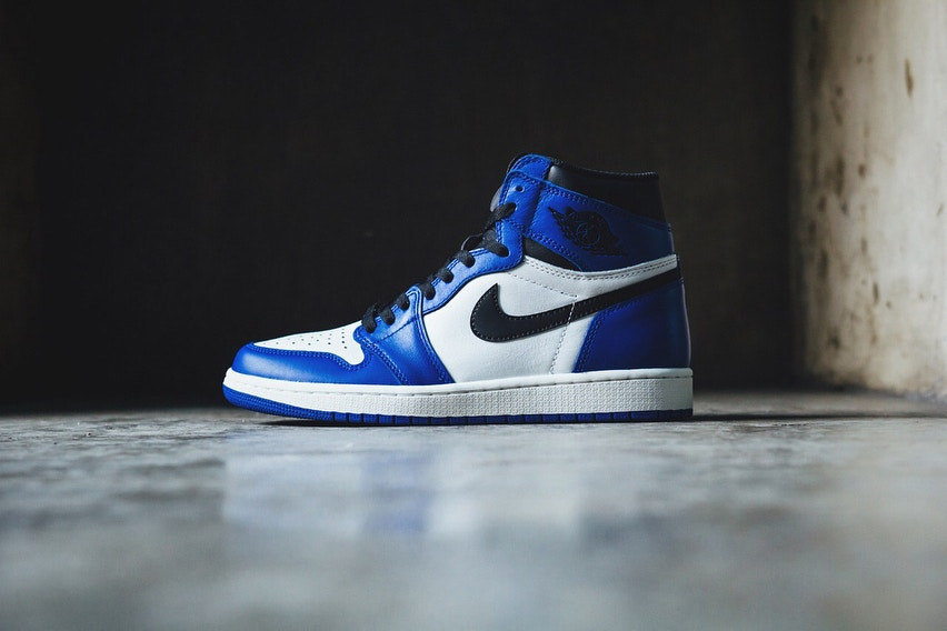 low priced d176b 1f184 ... authentic air jordan 1 game royal f9796 86466