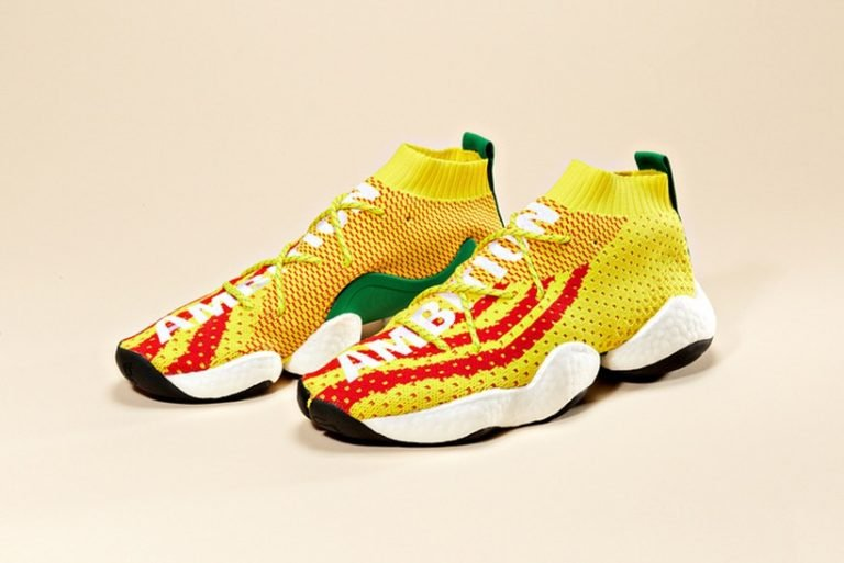 pharrell adidas boost you wear