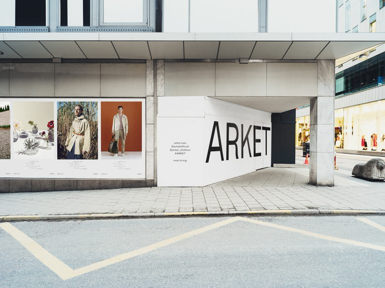 ARKET Stockholm H&M