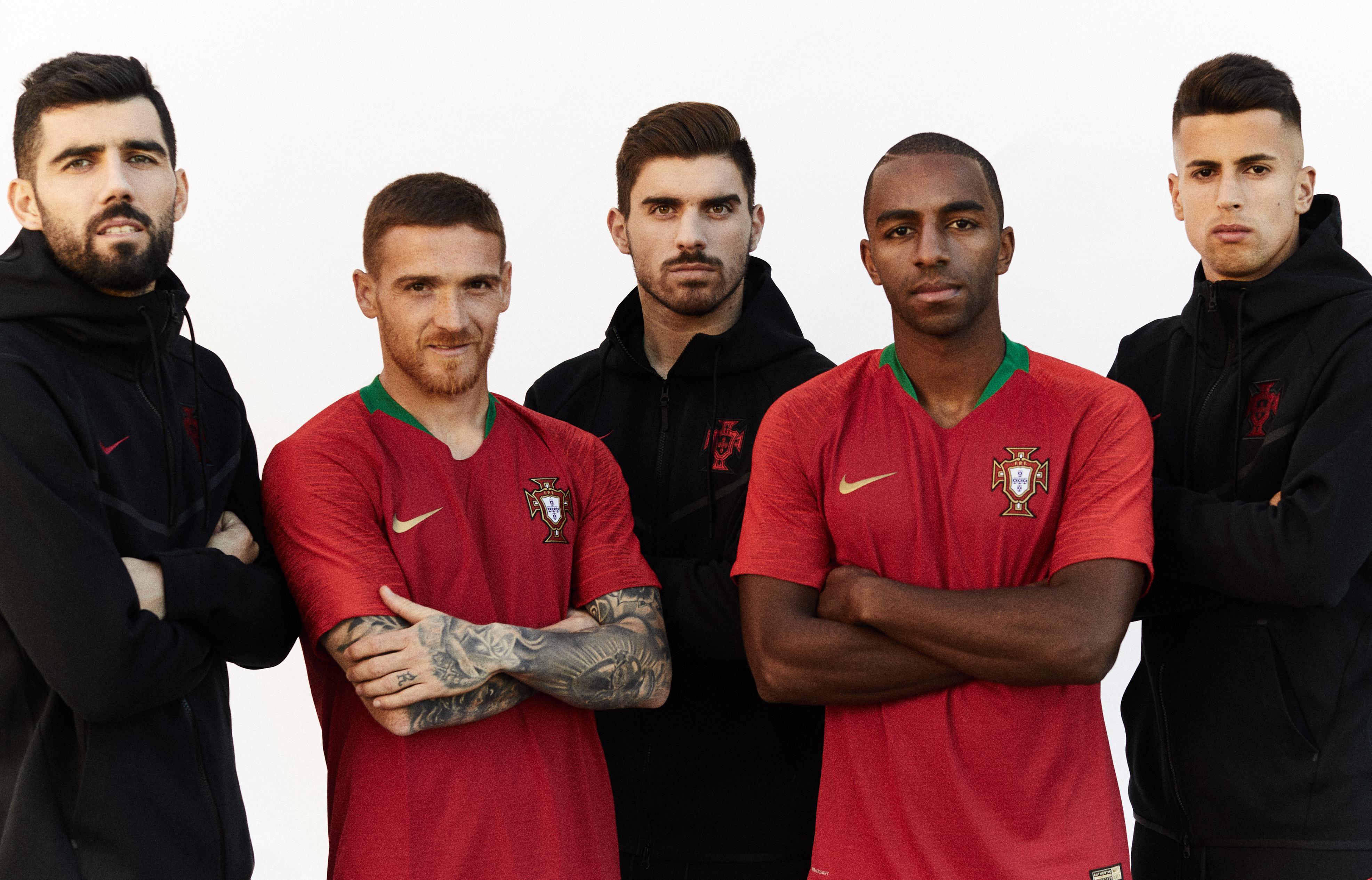 Nike visar upp Cristano Ronaldos senast sko & Portugals nya