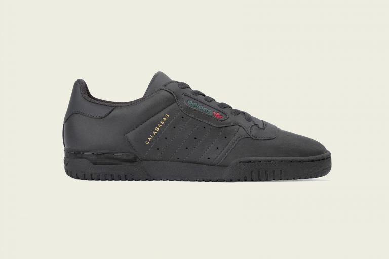 adidas yeezy powerphase calabasas black
