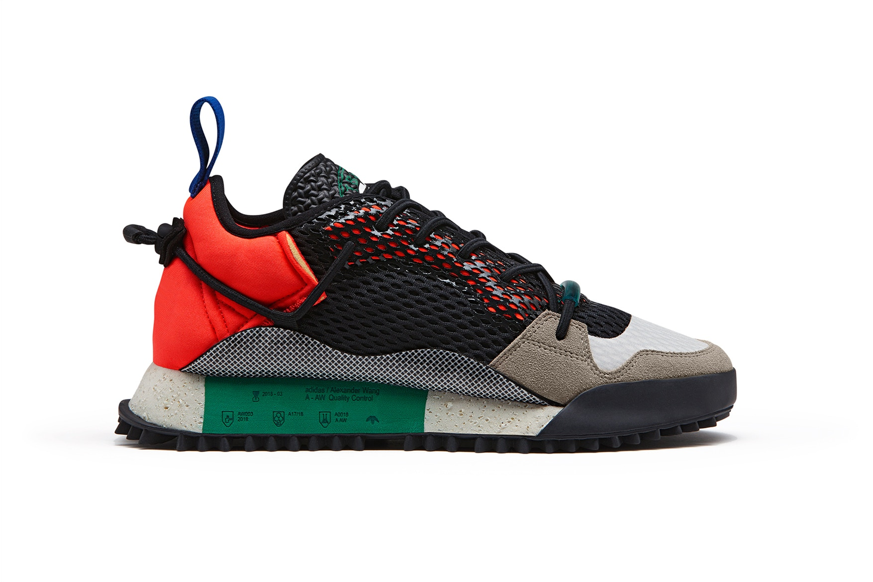 Images Of An Alexander Wang X adidas BOOST Colab… Sneaker