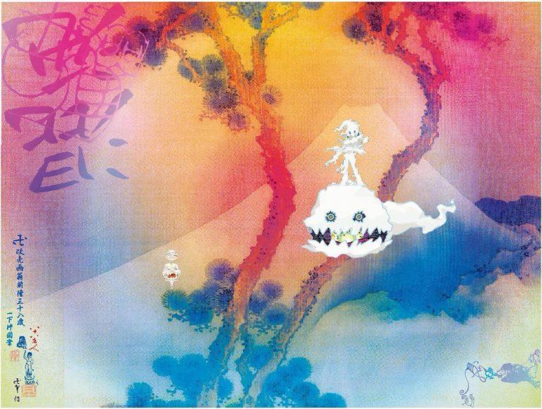 Kid Cudi Kanye West Kids See Ghosts