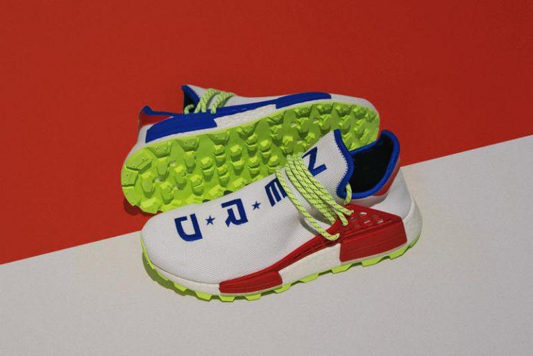 adidas Originals Creme NERD NMD Human Race