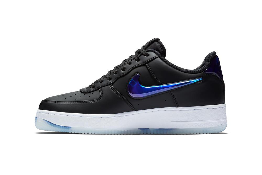 Nike Air Force 1 x Playstation '18 släpptes via SNKRS STASH