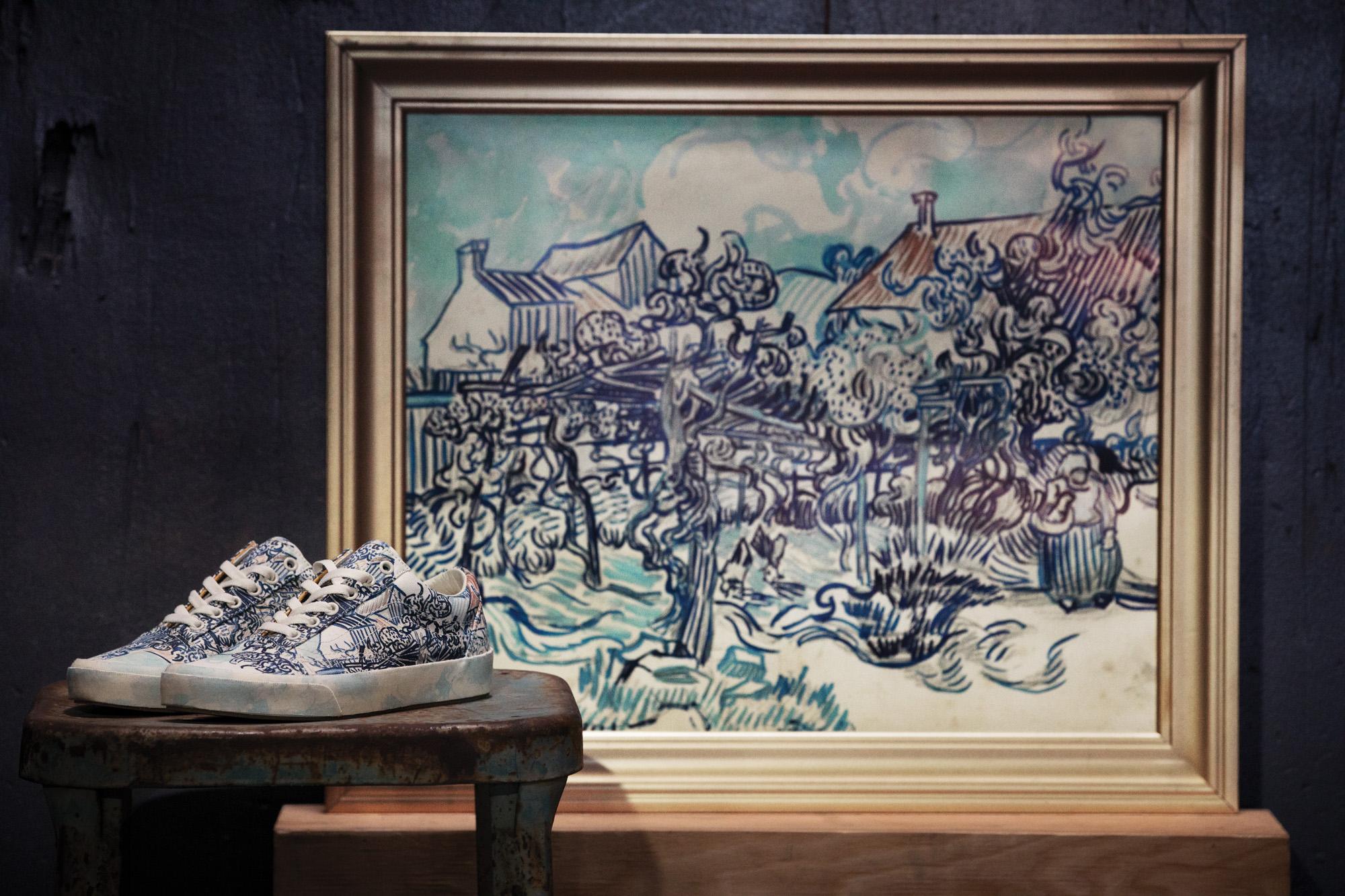 Vans släpper kollektion med Van Gogh museet i Amsterdam | Dopest