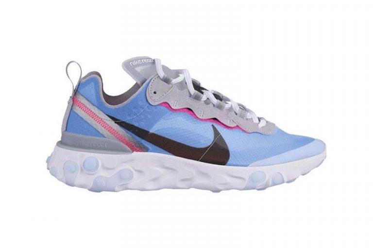 timeless design 39c13 55f6d Nya färger av Nike React Element 87 visas upp · Nike Air ...