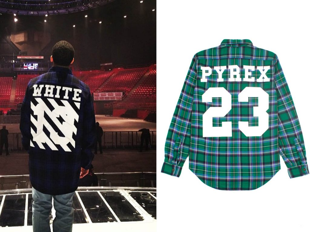 Off-White Pyrex Virgil Abloh