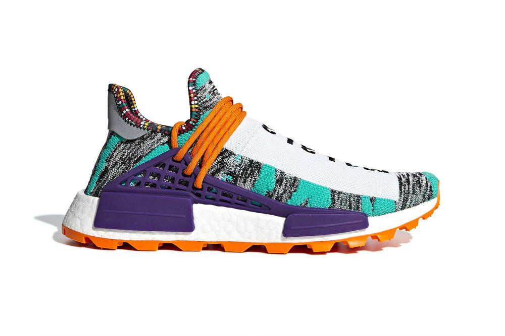 Pharrell x adidas Afro Hu NMD