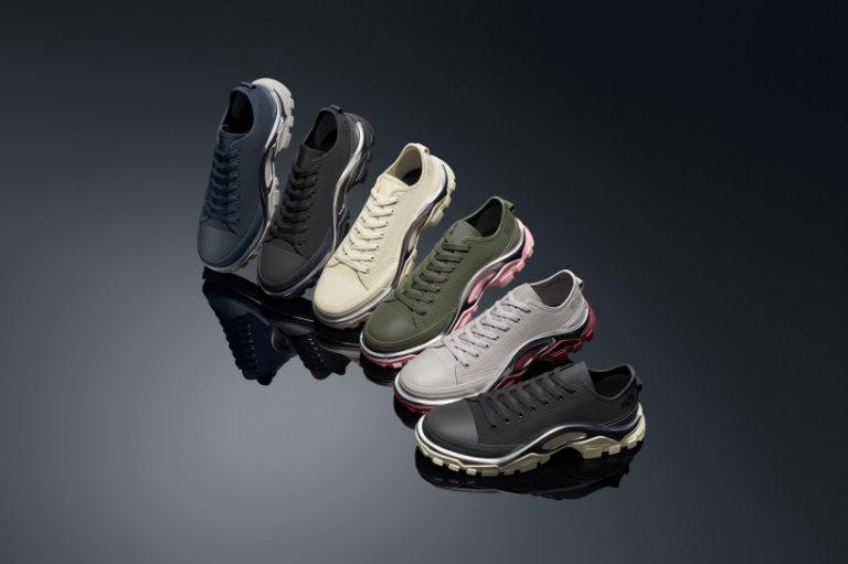 sports shoes ec525 c2bc4 adidas och Raf Simons släpper nya Detroit Runner