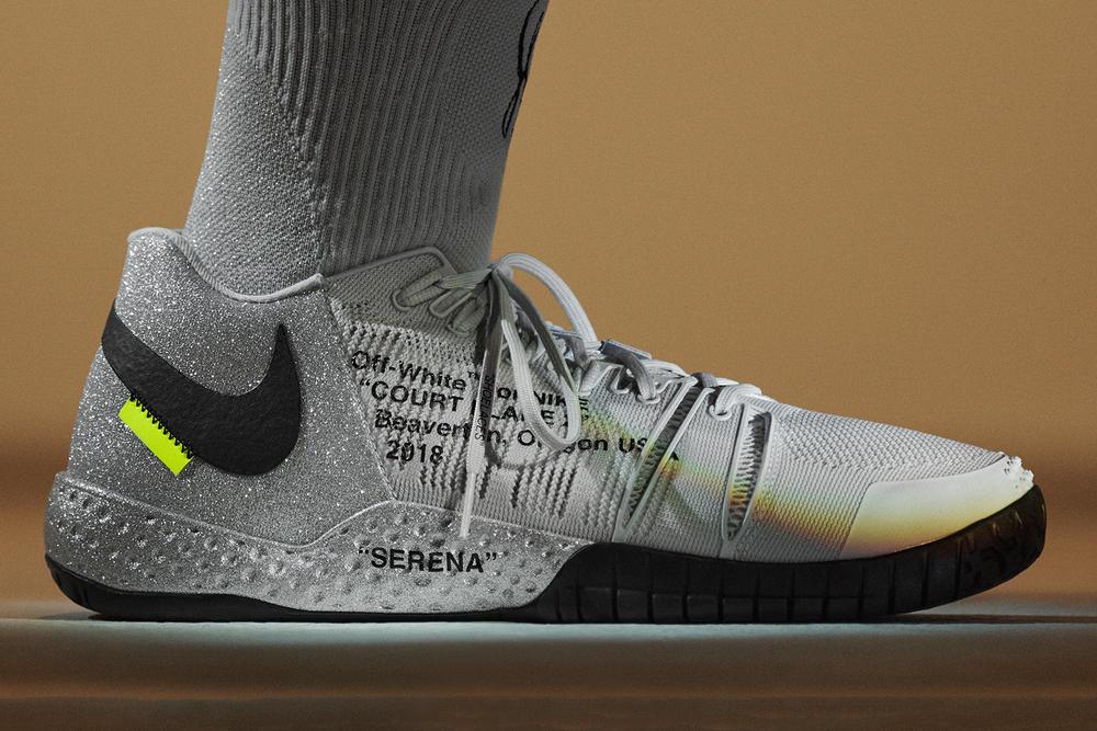 """2aa52683a21 Virgil Abloh visar upp Off-White x Nike s """"QUEEN"""" samarbete med ..."""