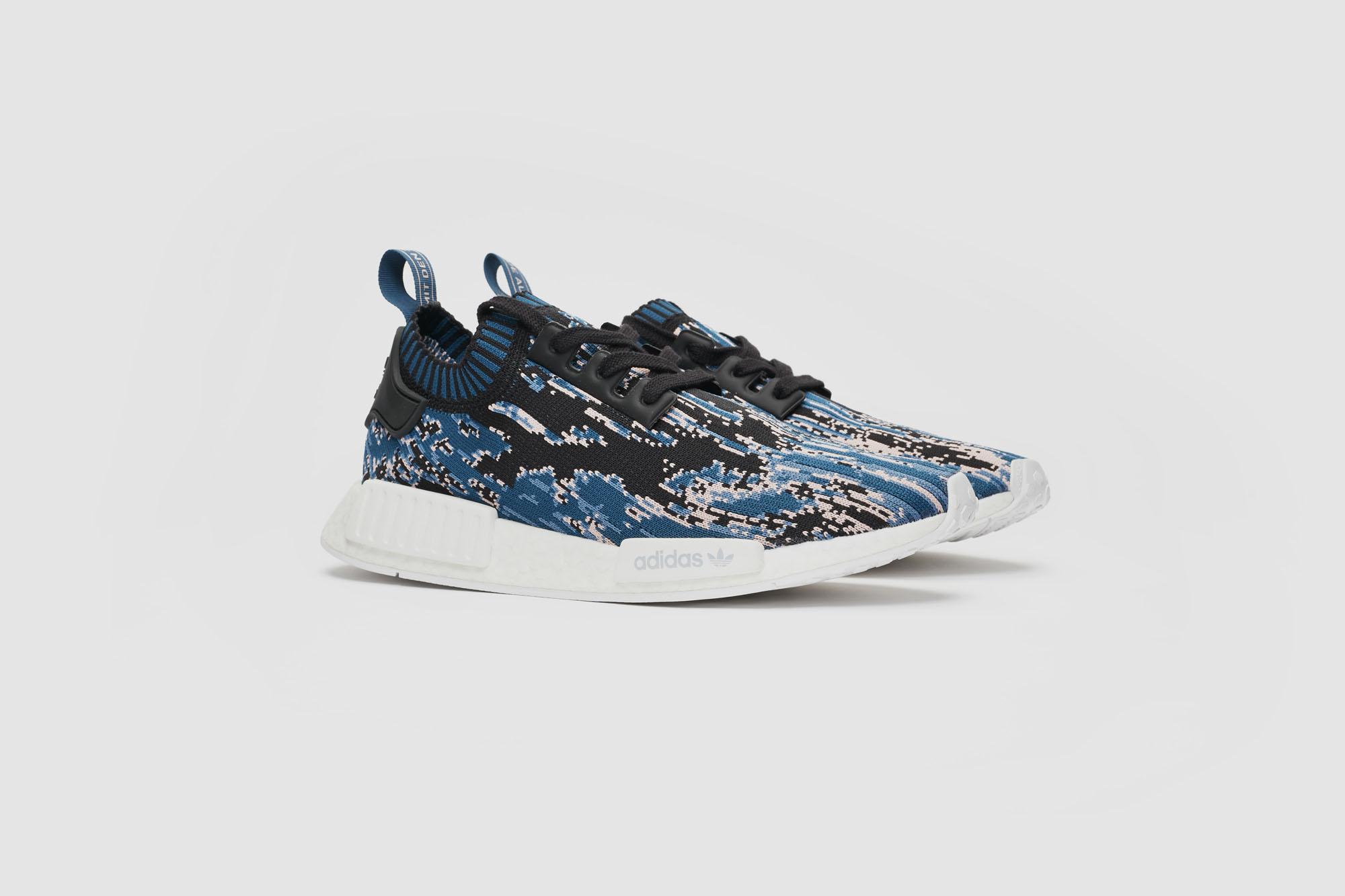 Sneakersnstuff & adidas Originals visar upp Datamosh 2.0
