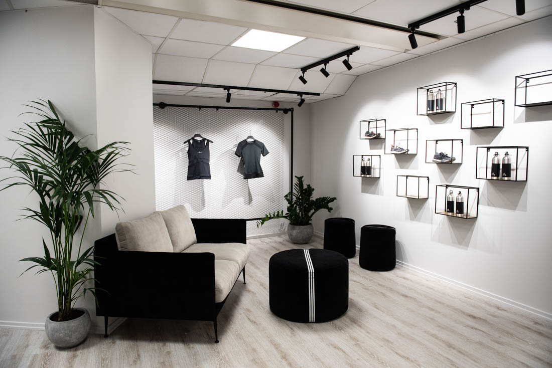 Adidas – Stockholm | Brown Studio | Interior Design and
