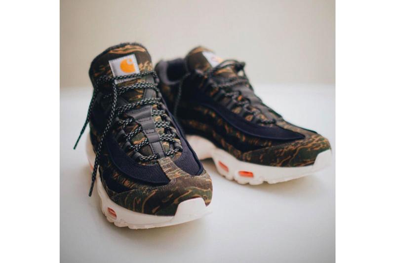 huge discount bc56e 11a65 Carhartt Nike Samarbetet Wip X Kommande Ta Dopest Titt På En xnwZICaFq