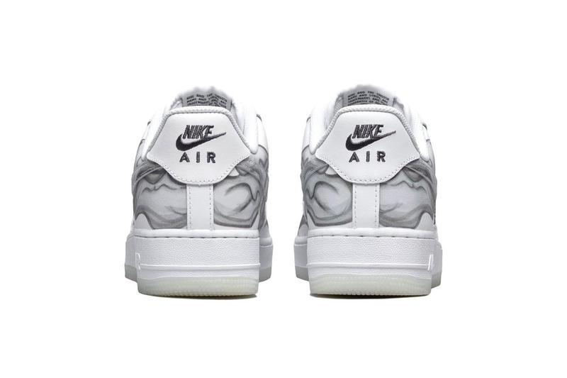 Nike visar upp sin Halloween inspirerade Air Force 1