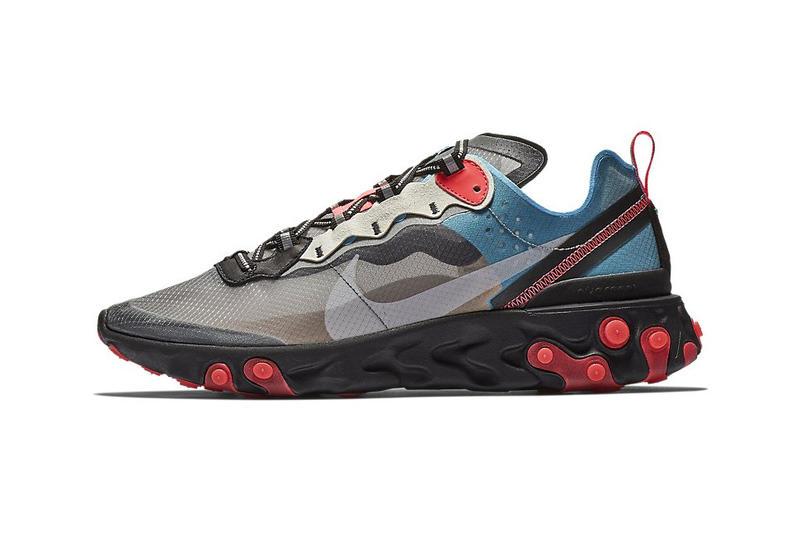 Nike visar upp React Element 87 i