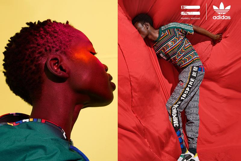 Pharrell Williams x Adidas Solar HU NMD Inspiration Pack Power Blue